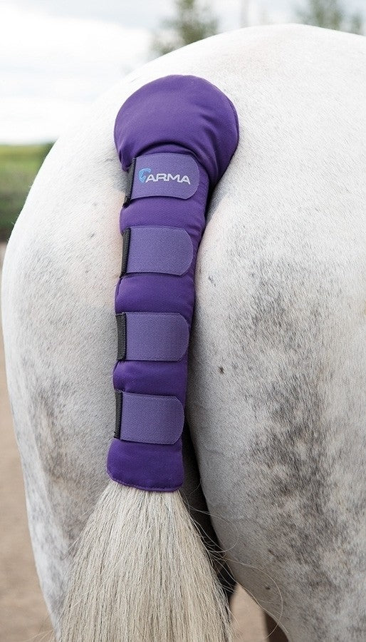 ARMA padded tail guard