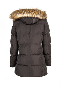 Equiline women's extra winter jacket Blanch