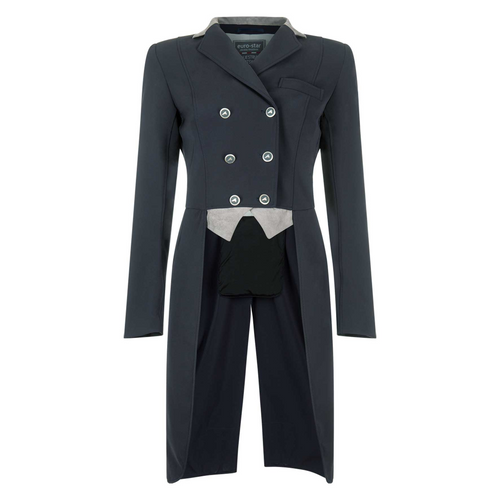 Eurostar ladies tail coat Hera