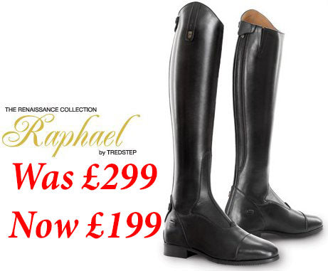 Tredstep Raphael long boot - Black