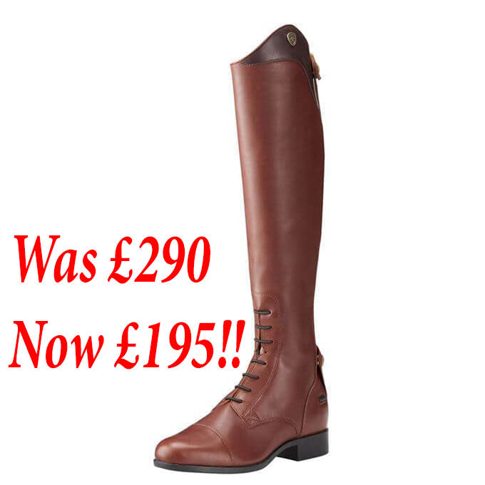 Ariat Heritage II Ellipse Tall Riding Boot