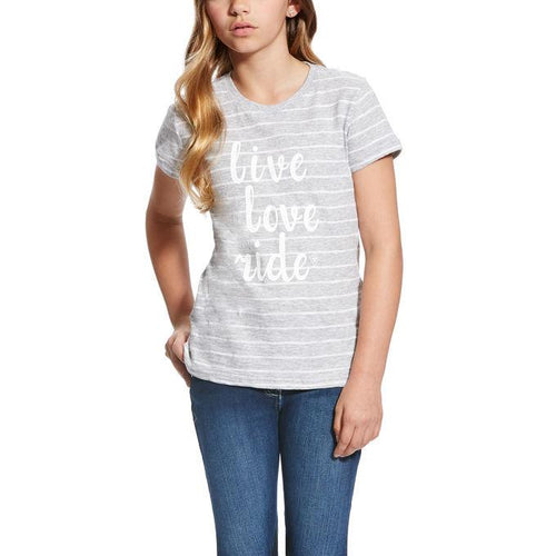 Ariat Live Love Ride Tee