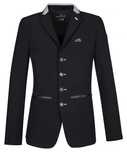 Equiline Men's competition jacket Burnt