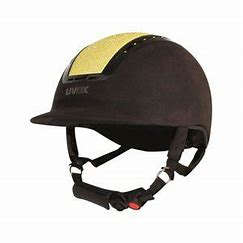 Uvex Suxxeed Glamour Riding Hat