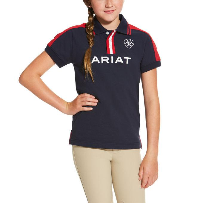 Ariat New Team Polo Kids