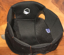 Load image into Gallery viewer, Samshield Navy Shadowmatt 255 Crystal Riding Hat