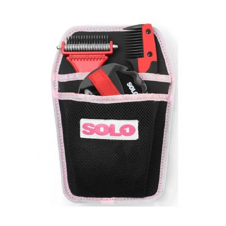 Solo comb kit holder