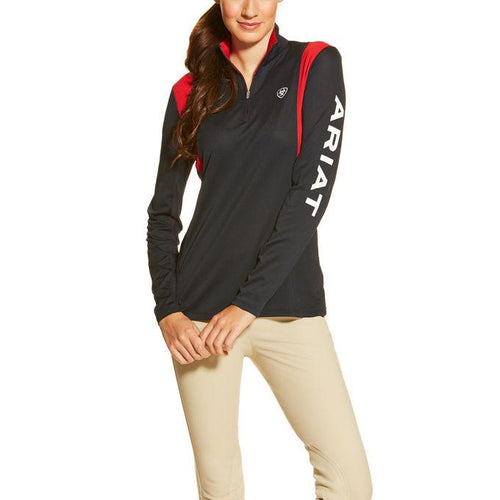 Team Sunstopper 1/4 Zip Jacket