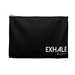 INHALE / EXHALE : Accessory Pouch for all things yoga.