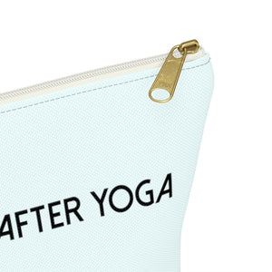 DRAMA: Accessory Pouch for all things yoga | Ocean Blue