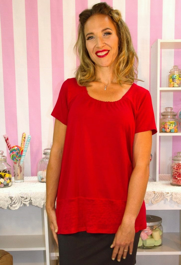 Tunique FABIA // FABIA Tunic - T042