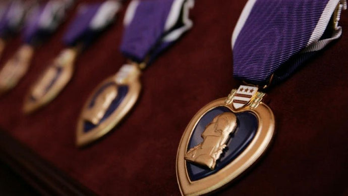 Purple Heart Affairs: Symbolizing a Hero
