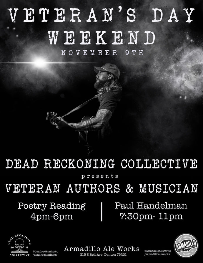 Veteran's Day Reading/Concert (Denton, TX)