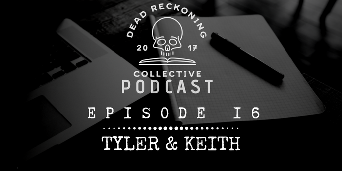"PODCAST EP16: Tyler & Keith talk about ""Fact & Memory"""