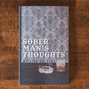 BOOK: Sober Man's Thoughts