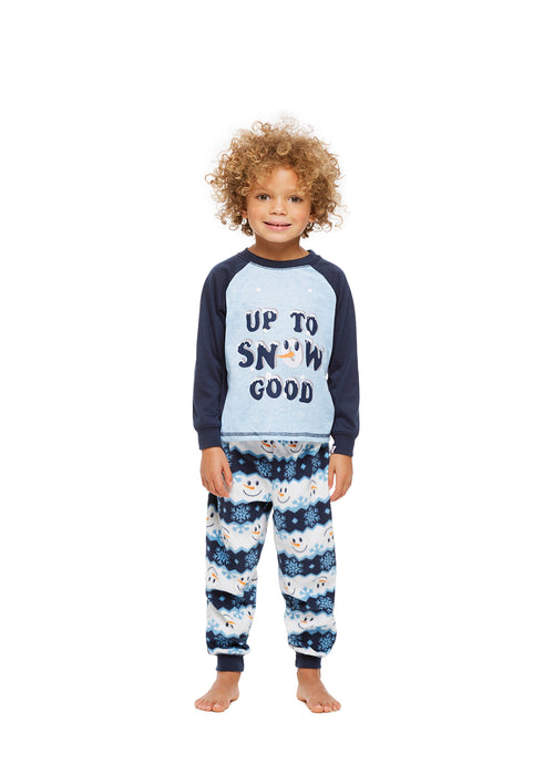 Toddlers 2-Piece Pajama Set Winter