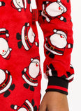 Christmas Matching Family Pajamas - Red Santa - Onesie - Toddlers