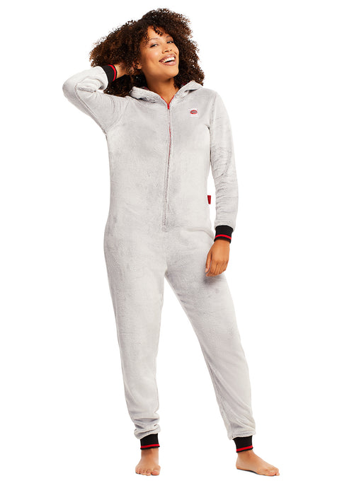 Womens Onesie Deer