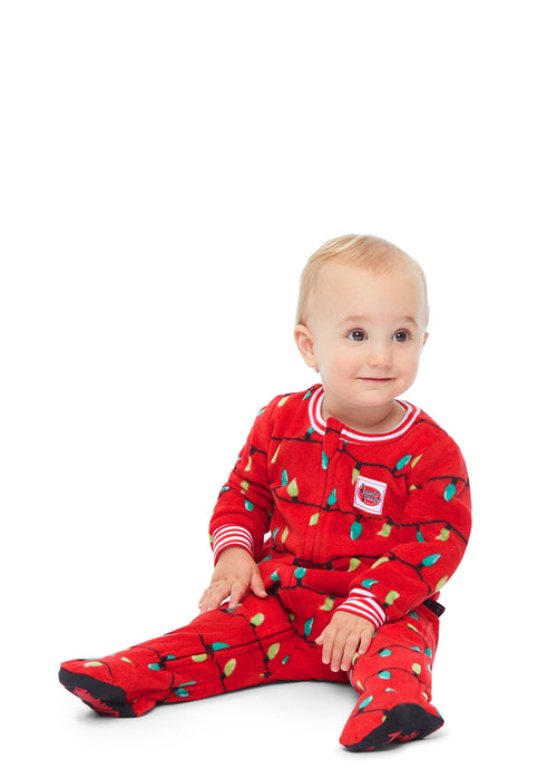 Family Merry Litmas Matching Pajama - Infant Onesie