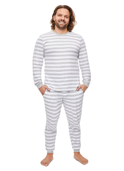 Mens 2-Piece PJ Set