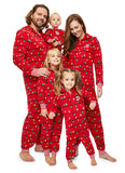 Kids Onesie Christmas lights