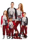 Family Holiday Oh Deer Matching Pajama Sets | Womens 2-Piece Pajama