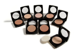 Danyel' Cream Compact Foundations and translucent pressed powder