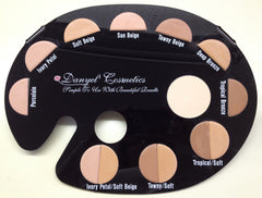 Danyel Cream to Powder Foundations