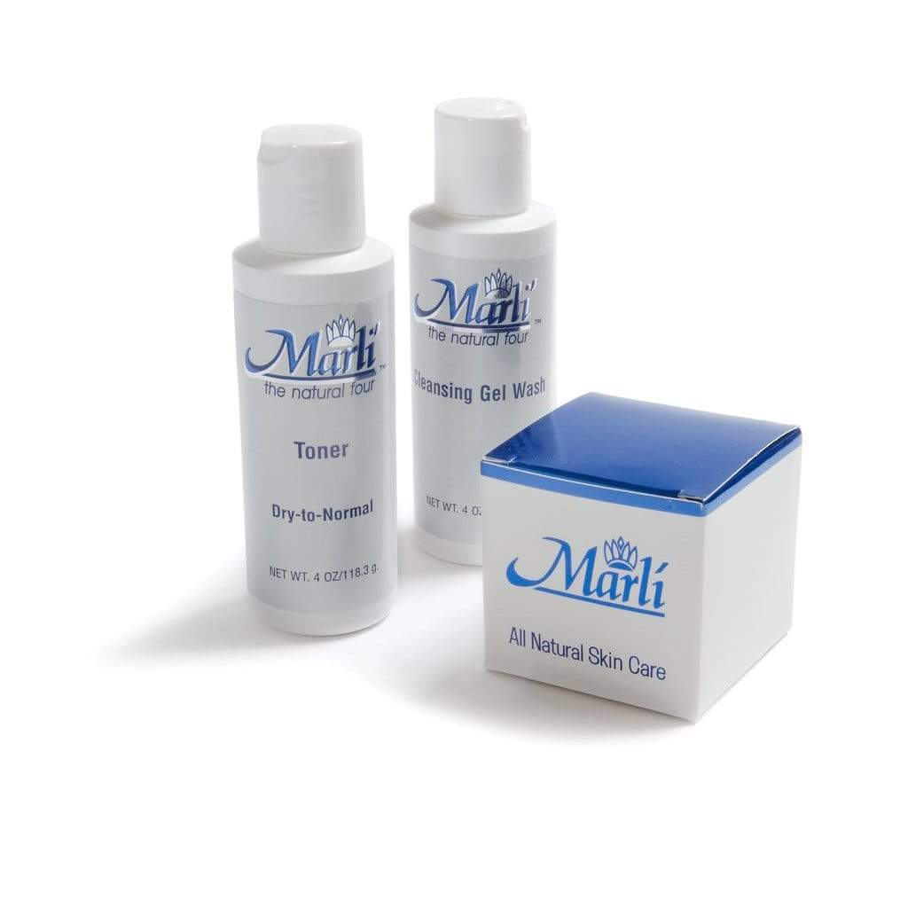 Marli Skin Care Skin Care $6.50 Revitalizing Vitamin EDA Moisturizer, Cleanser,  & Toner Skin Care Kit