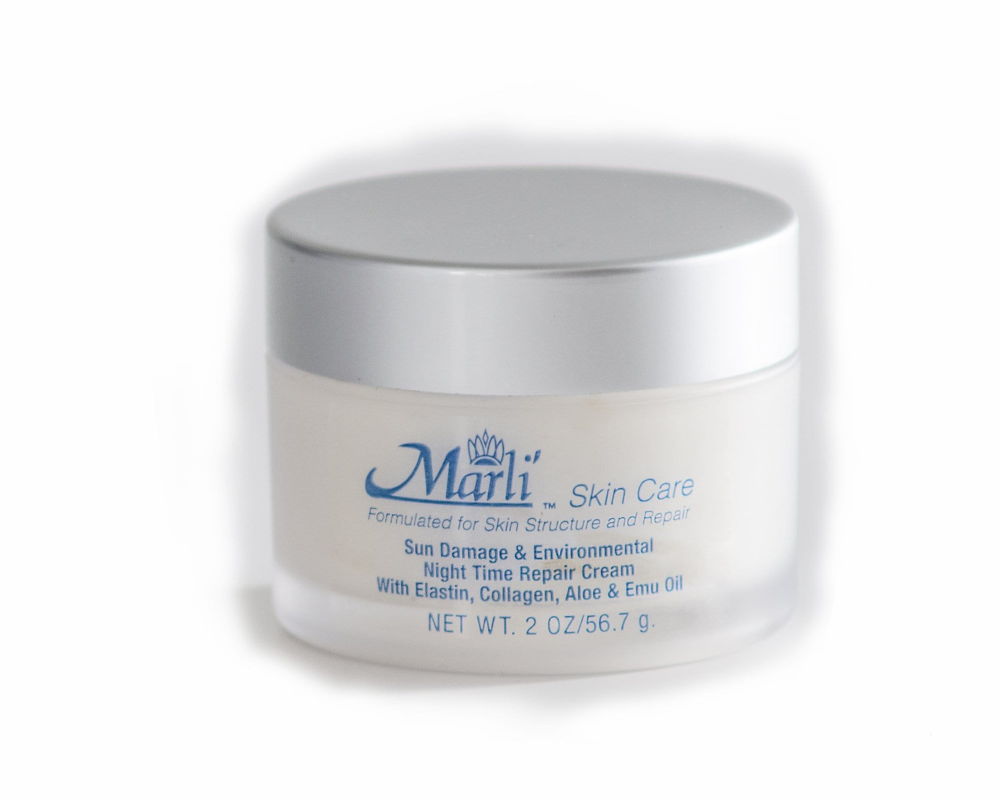 Marli Skin Care Skin Care Marli Complete Skin Care Kit with Sun Damage & Environmental Night Time Repair Cream