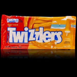 Twizzlers Orange Cream Pop Twists 311g