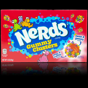 Nerds Gummy Clusters Theatre 85g