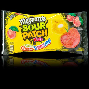 Sour Patch Sour Cherry Blasters 64g