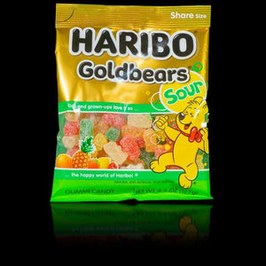 Haribo Sour Golden Bears