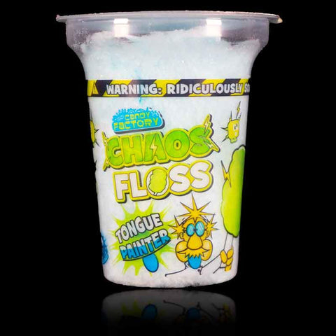 Chaos Floss Sour Candy Floss