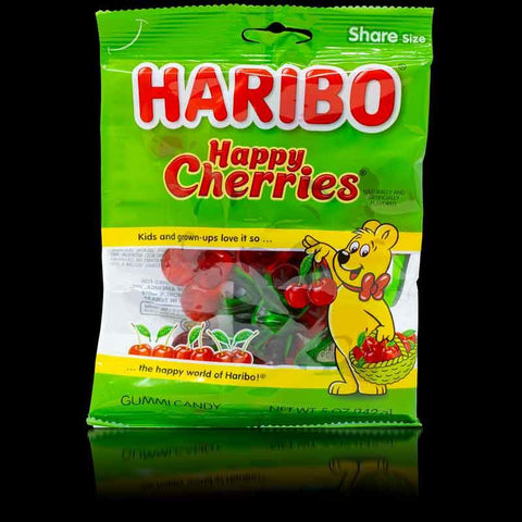 Haribo Happy Cherries 5oz