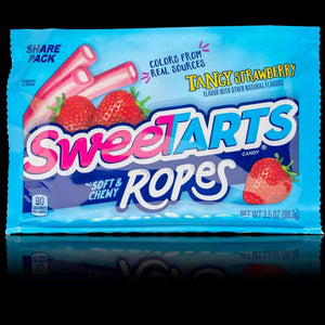 Sweetarts Rope Tangy Strawberry 99.2g