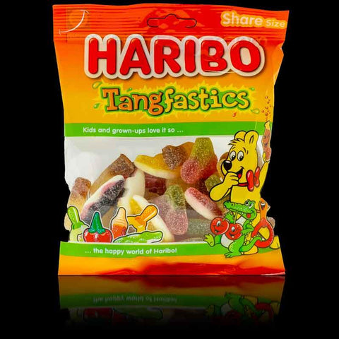 Haribo Tangfastics Share Bag 140g
