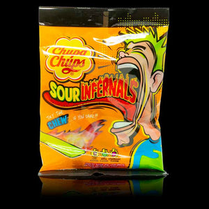 Chupa Chups Sour Infernals Chews