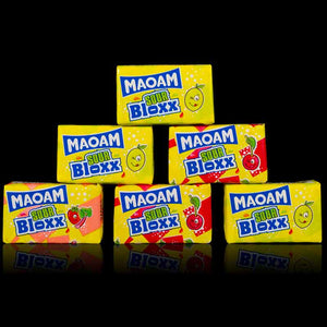 Maoam Sour Bloxx