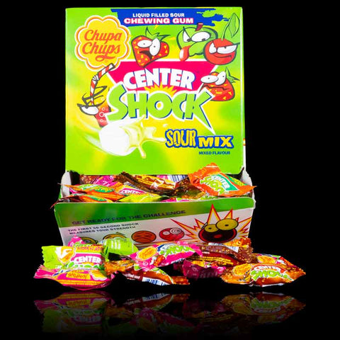 Chupa Chups Center Shock
