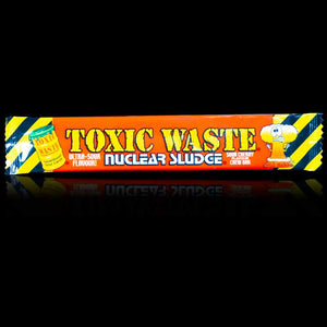 Toxic Waste Nuclear Sludge Cherry Chew Bars