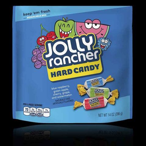Jolly Rancher Hard Candy Large 396g bag