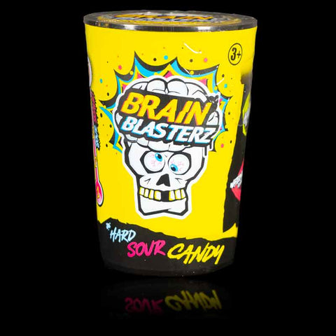 Brain Blasterz Original Hard Candy Tub