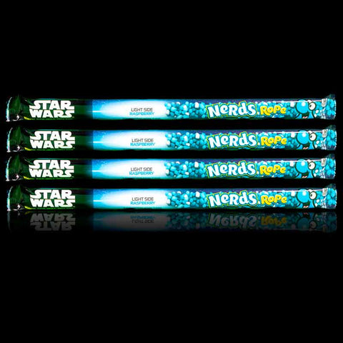 NERDS Star Wars Raspberry Rope Light Side