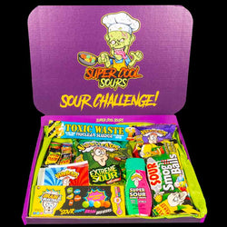 Sour Challenge Selection Box - Classic