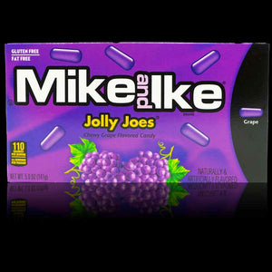 Mike and Ike Jolly Joe's (Grape) 141g