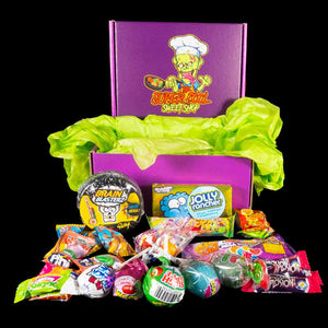 The Ultimate Lolly and Gum Selection Hamper Box