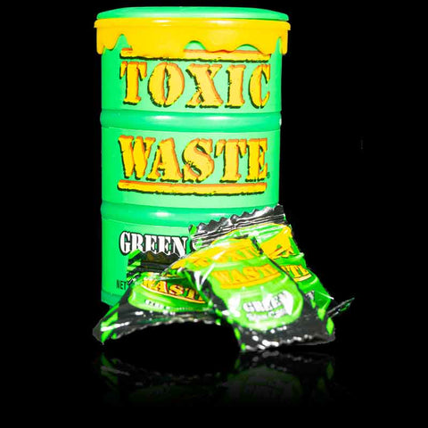Image of Toxic Waste Drum