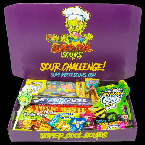 Sour Sampler Selection Box